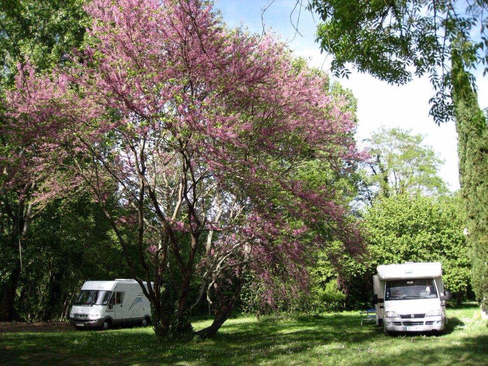 Aire camping-car à Lafitte-sur-Lot (47320) - Photo 2